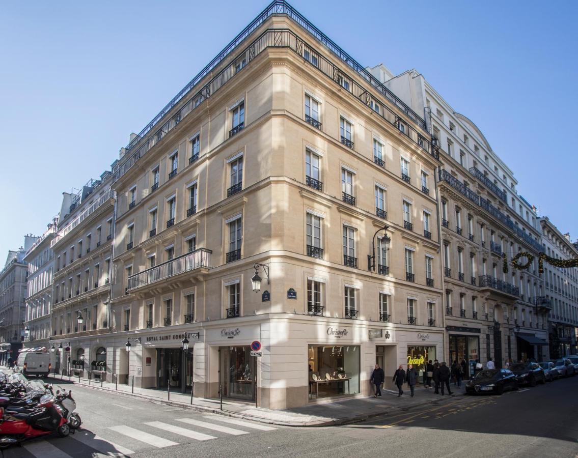 Hôtel Royal Saint Honoré - Laterooms