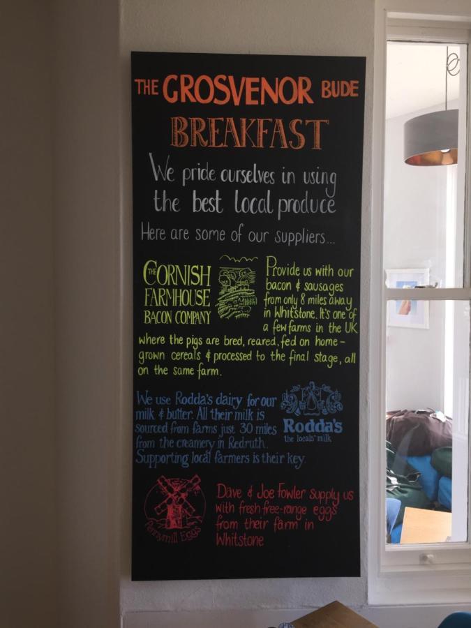 The Grosvenor - Laterooms