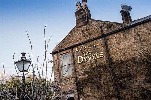 The Dyvels Inn - Laterooms