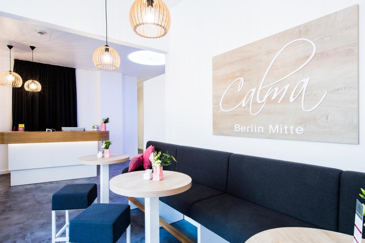 CALMA Berlin Mitte - Laterooms