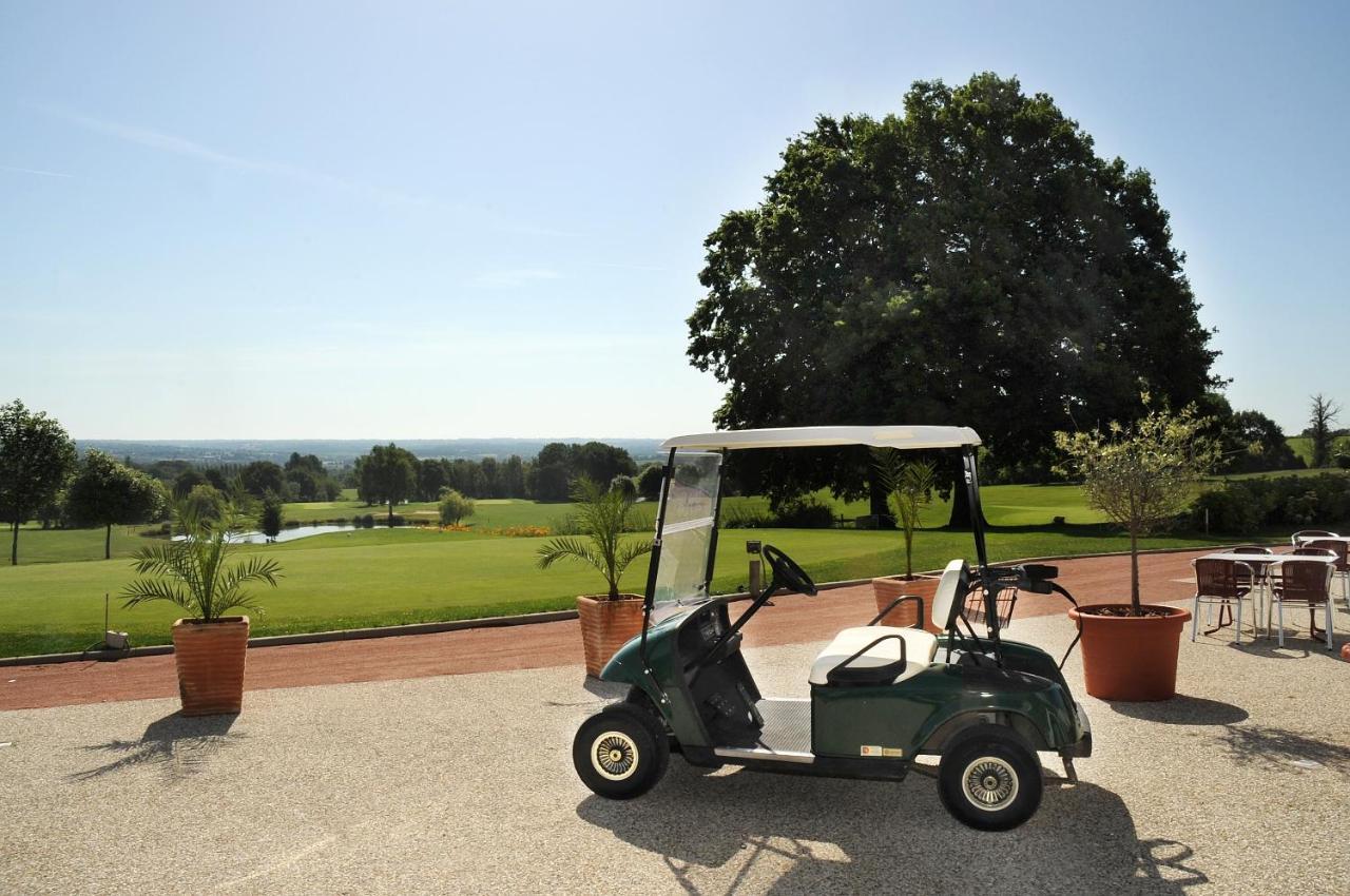 Hôtel Les Dryades Golf & Spa Resort - Laterooms