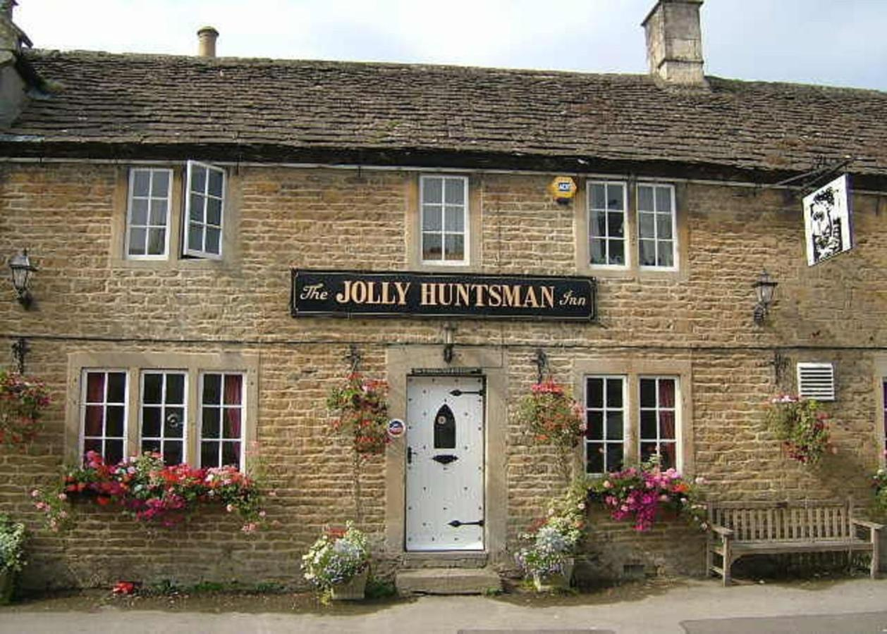 The Jolly Huntsman - Laterooms