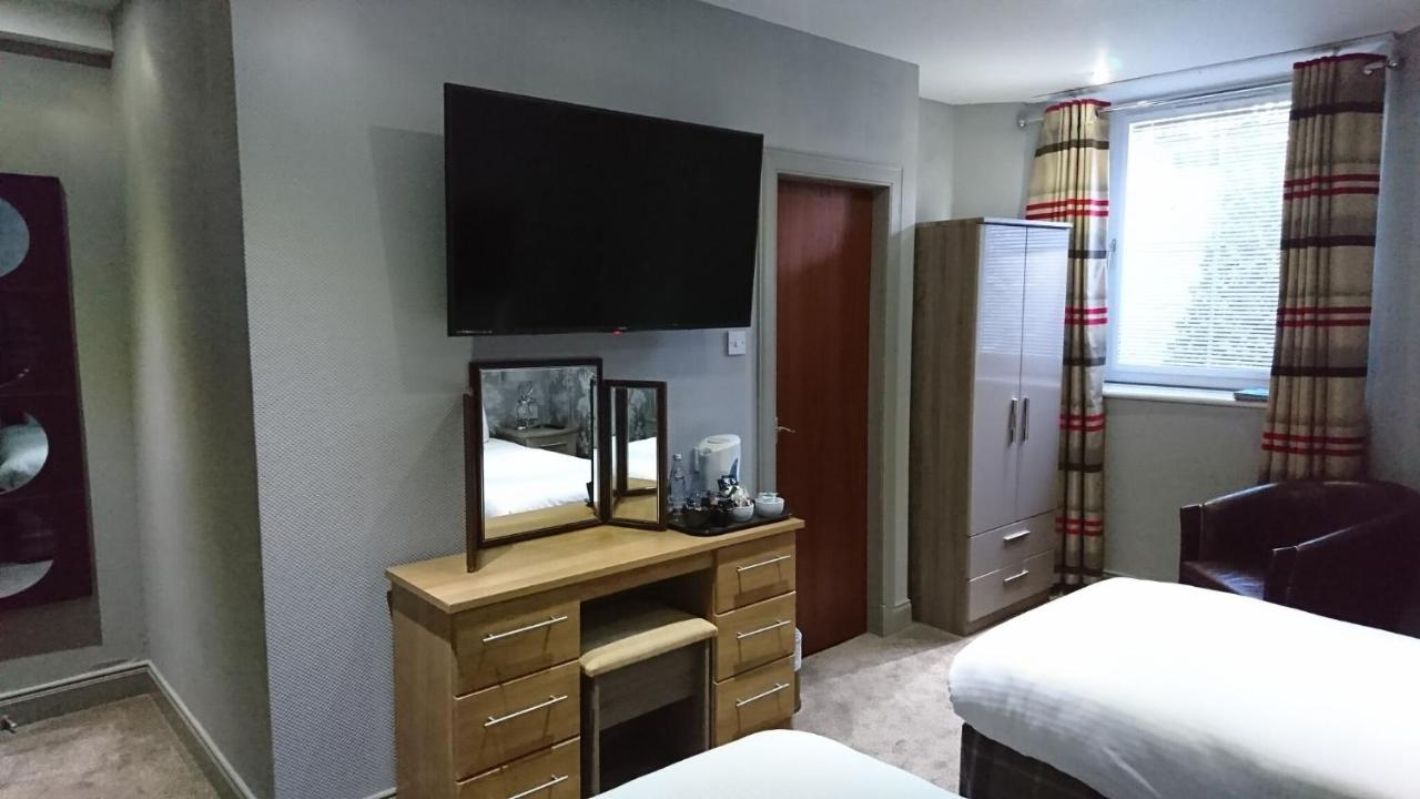 Redcliffe Hotel - Laterooms