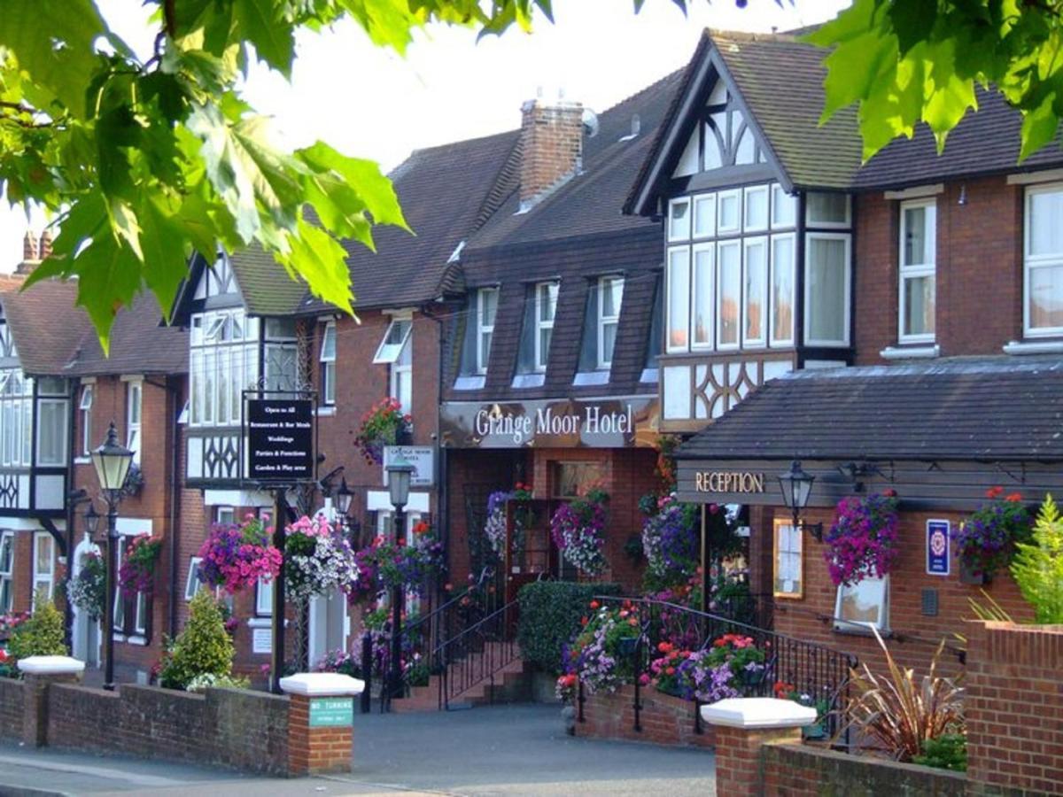 Grange Moor Hotel - Laterooms