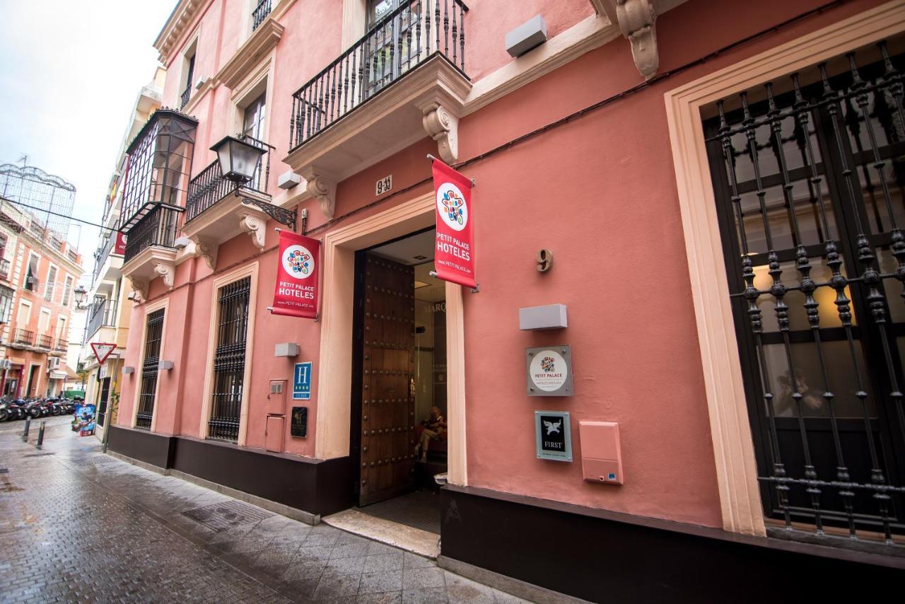 Petit Palace Marques Santa Ana - Laterooms
