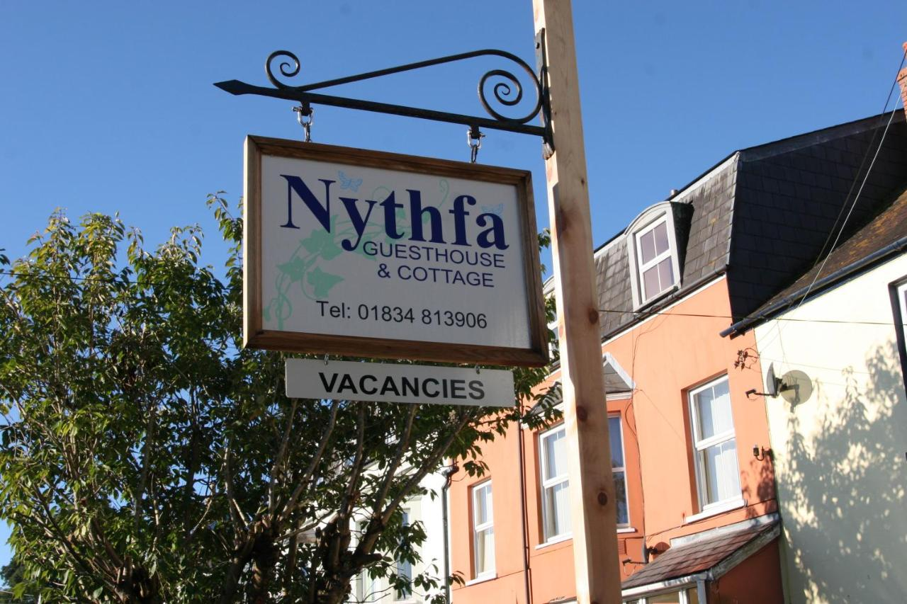 Nythfa Guesthouse and Cottage - Laterooms