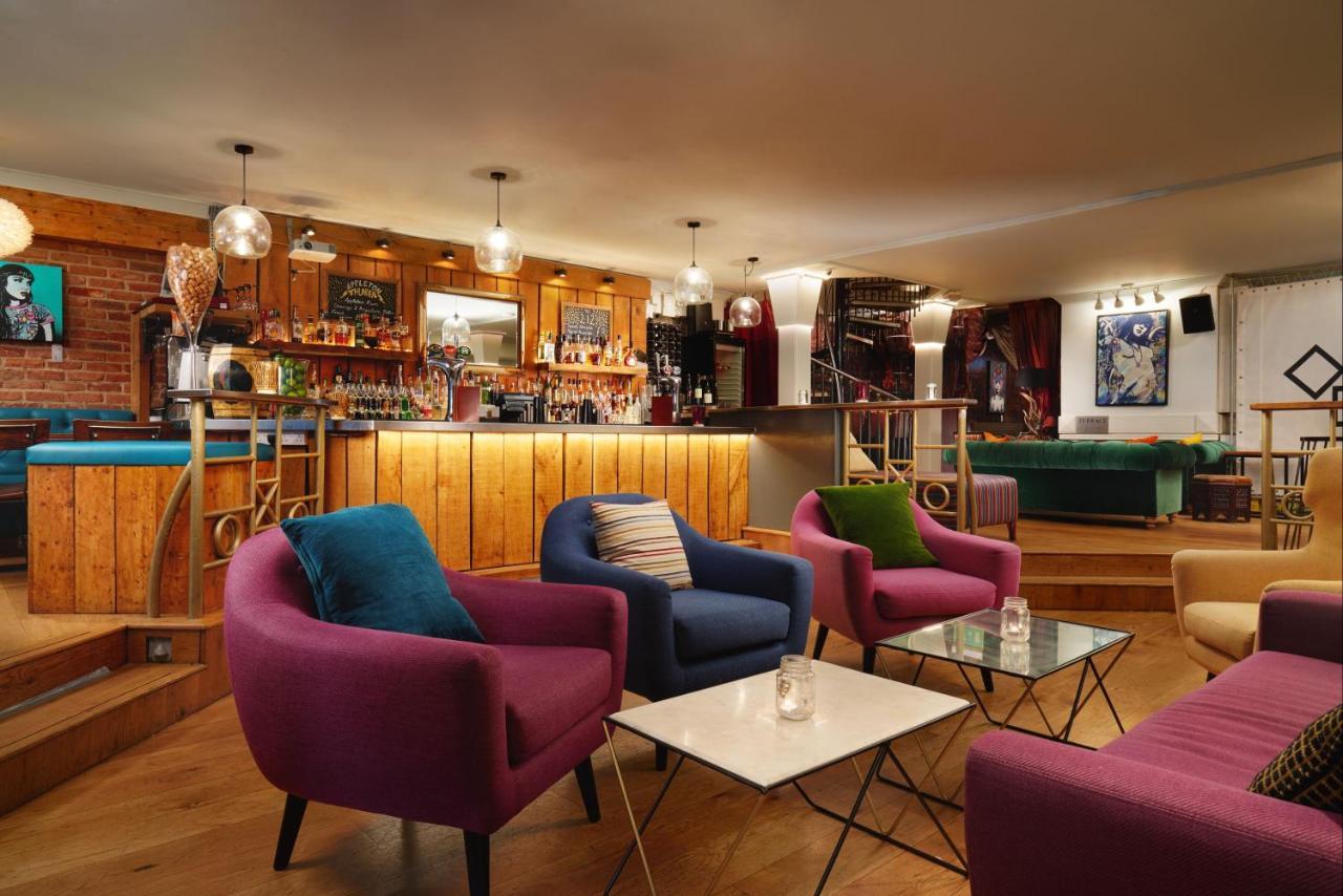 Berkeley Square Hotel - Laterooms