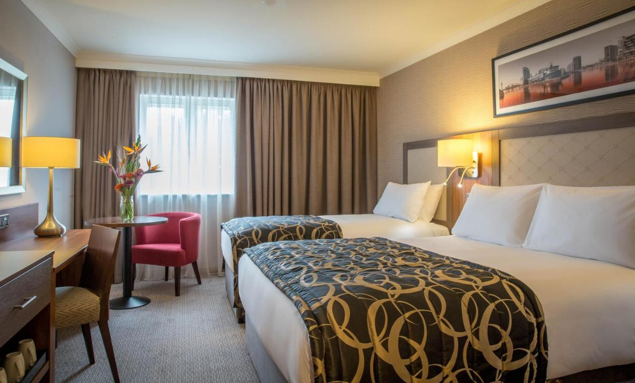 The Clayton Hotel Belfast - Laterooms