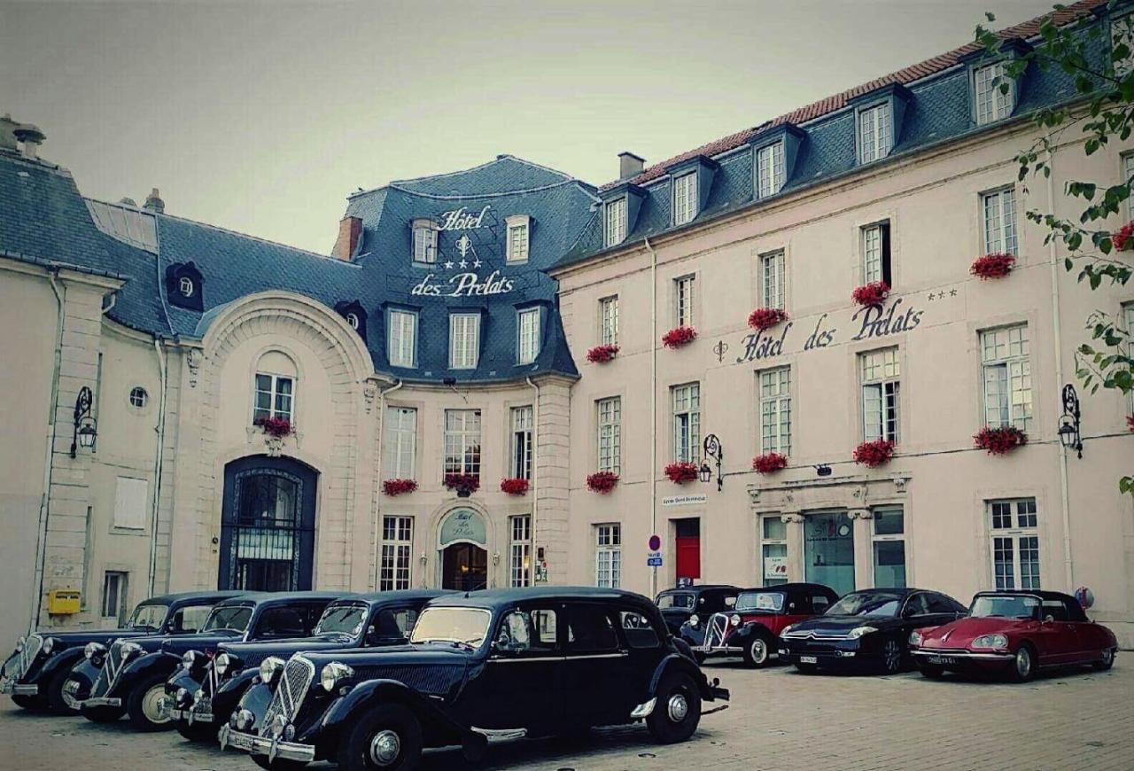 Hôtel des Prélats - Laterooms
