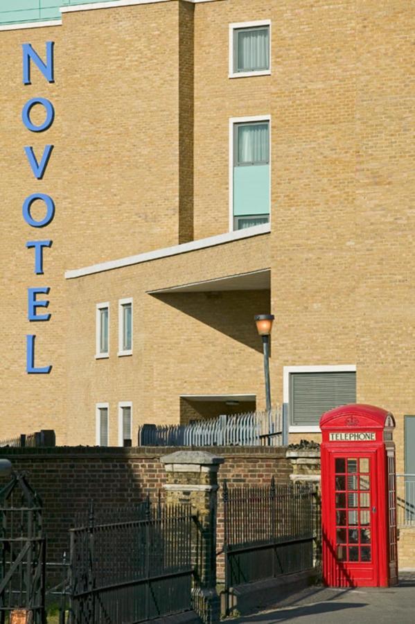 Novotel London Greenwich - Laterooms