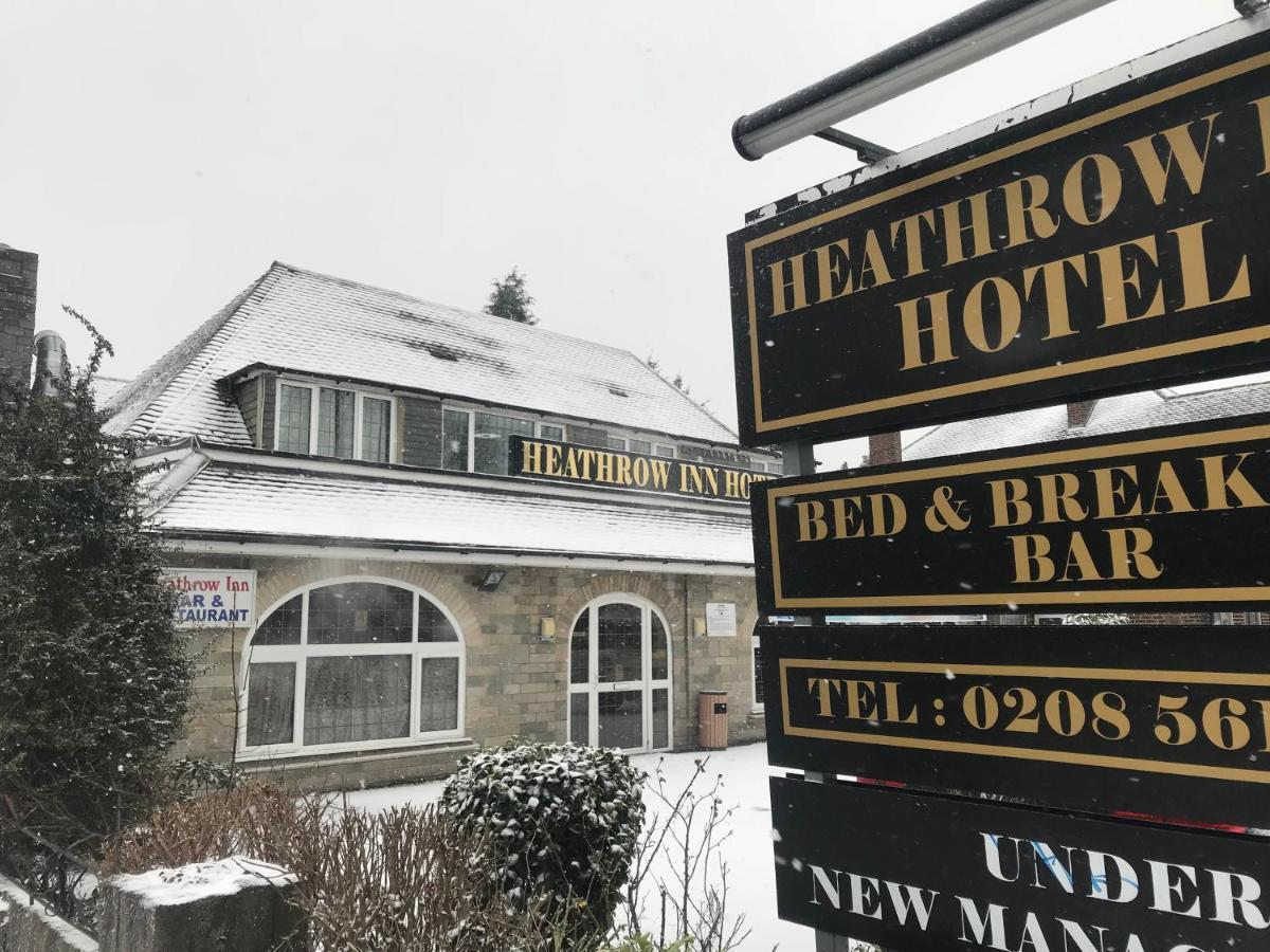 Heathrow Inn - Laterooms