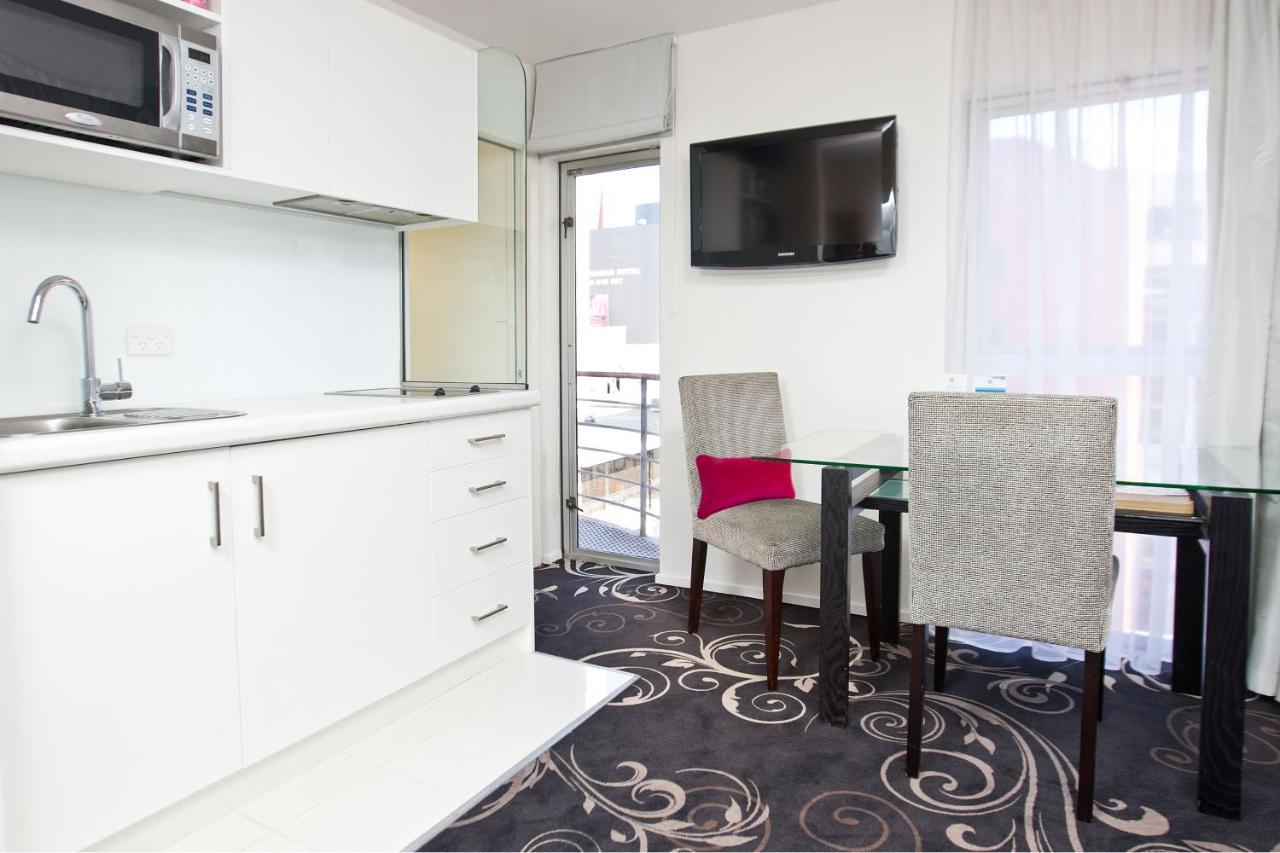 Grand Mercure Wellington Central City Apartments - Laterooms