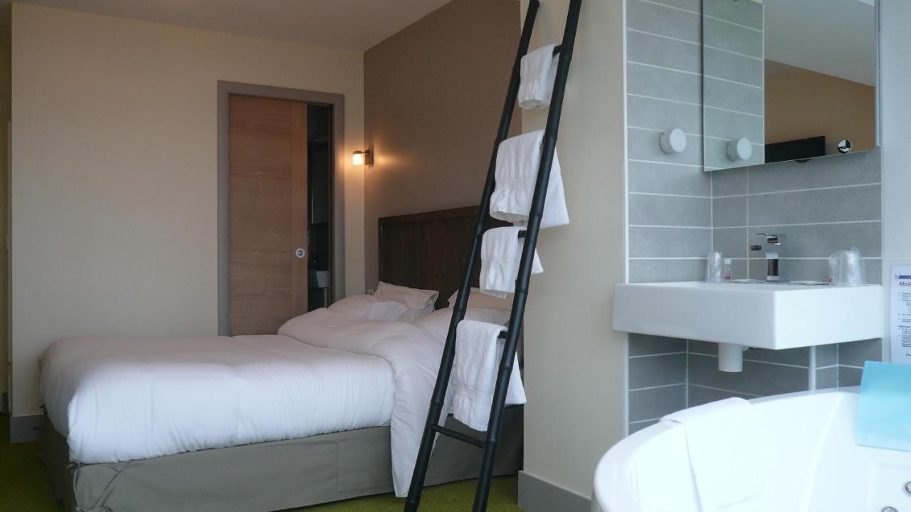 Hôtel Bellevue - Laterooms