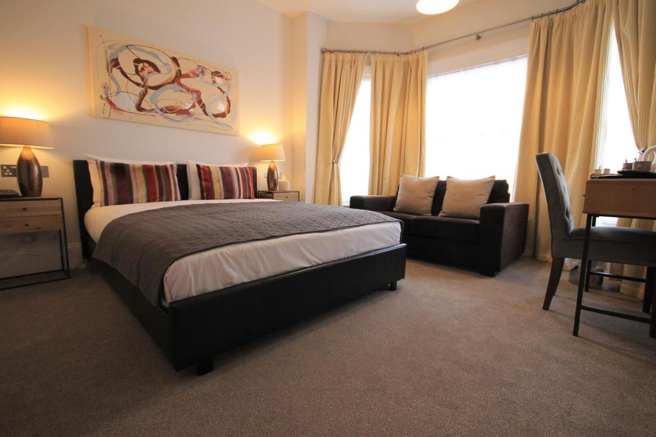 Andover House Hotel & Restaurant - Laterooms