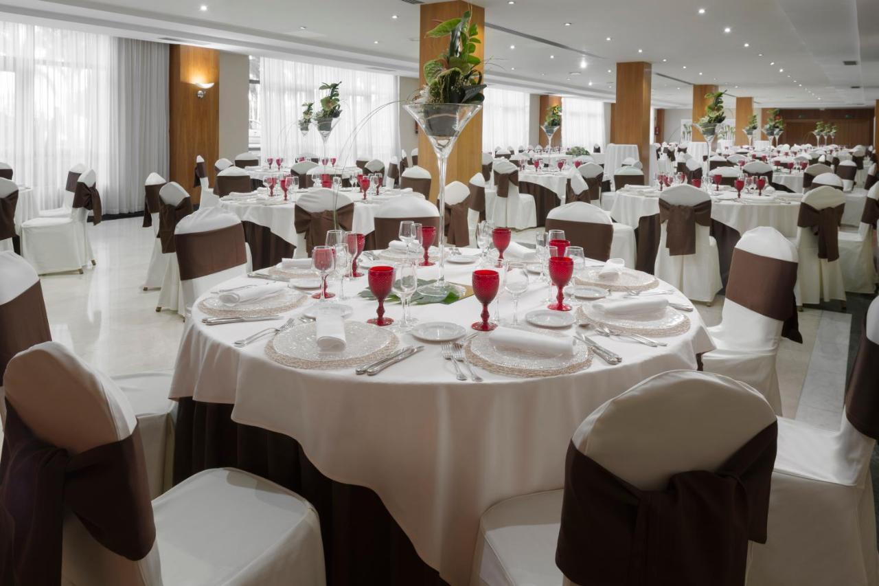Elba Vecindario Aeropuerto Business & Convention Hotel - Laterooms