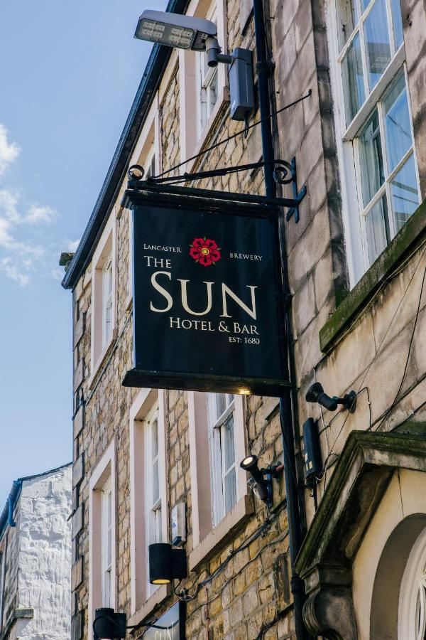 The Sun Hotel - Laterooms