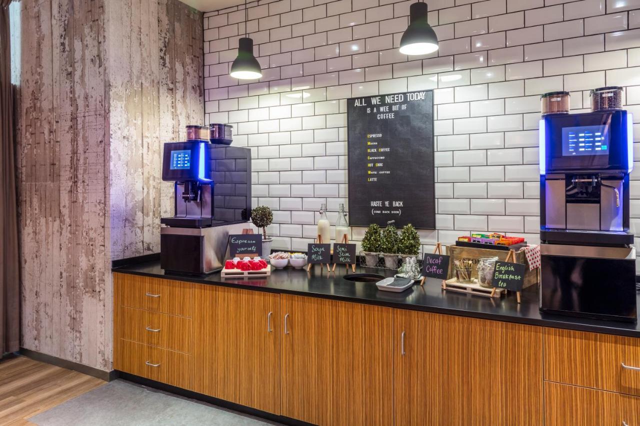 Novotel Edinburgh Centre - Laterooms