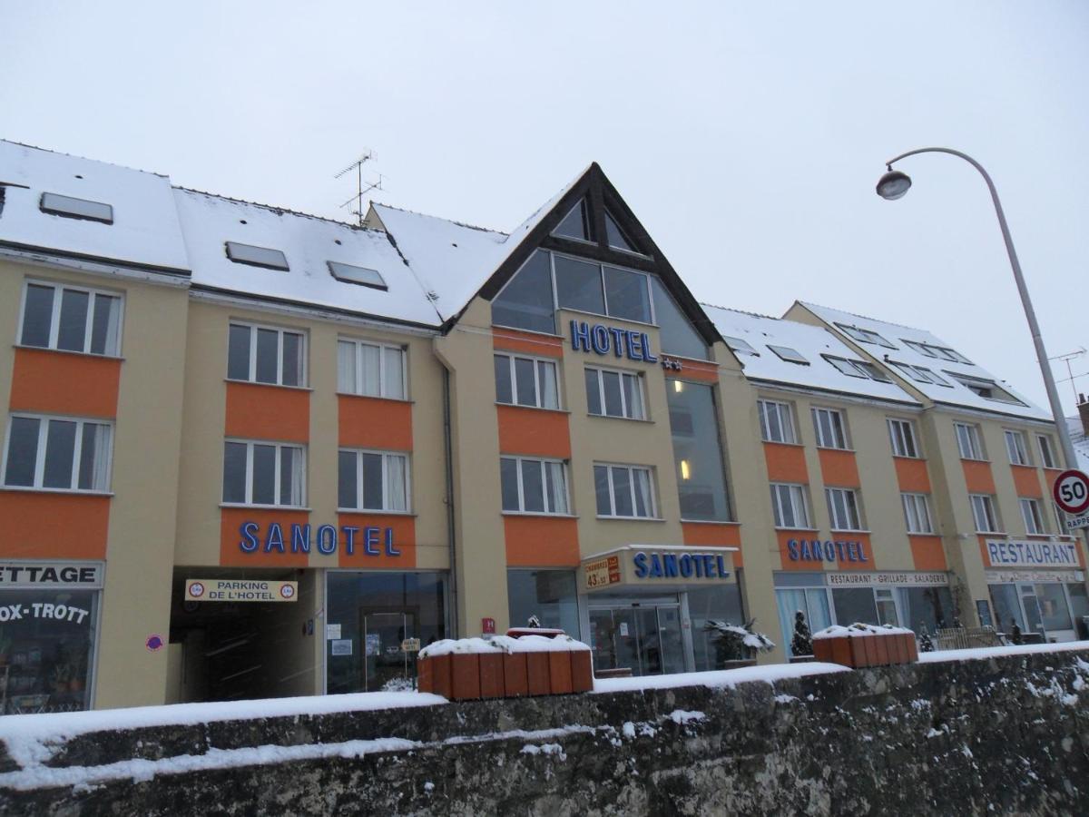 Hôtel Sanotel - Laterooms