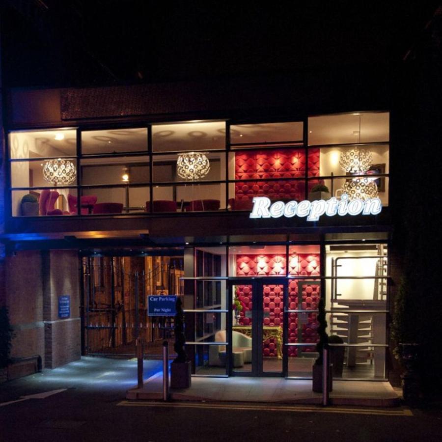 Hallmark Inn Manchester - Laterooms