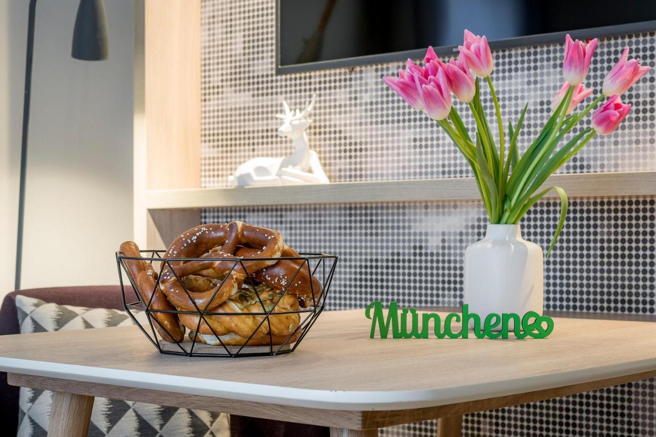Citadines Munich Arnulfpark - Laterooms