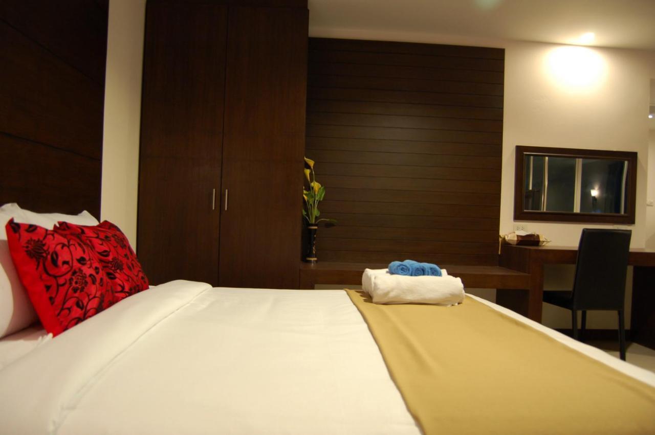 Baan Manthana Hotel - Laterooms