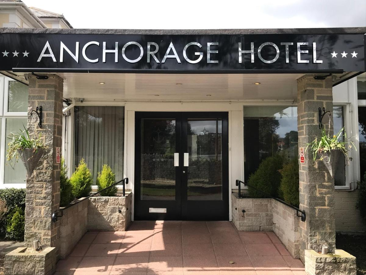 Anchorage Hotel - Laterooms