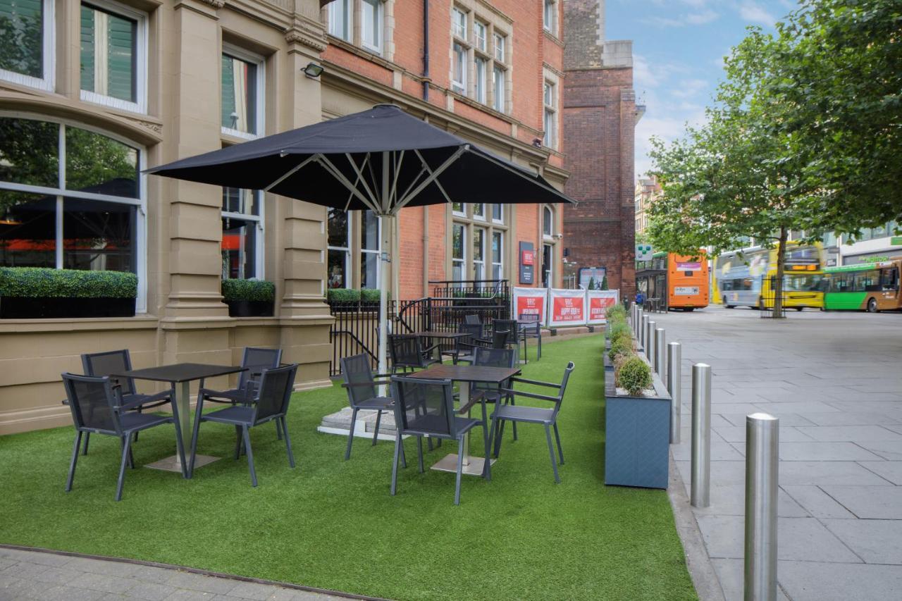 Mercure Nottingham City Centre George Hotel - Laterooms