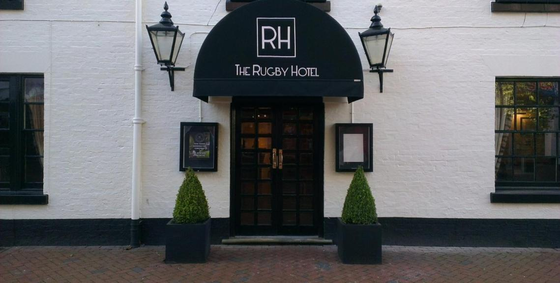 The Rugby Hotel - Laterooms
