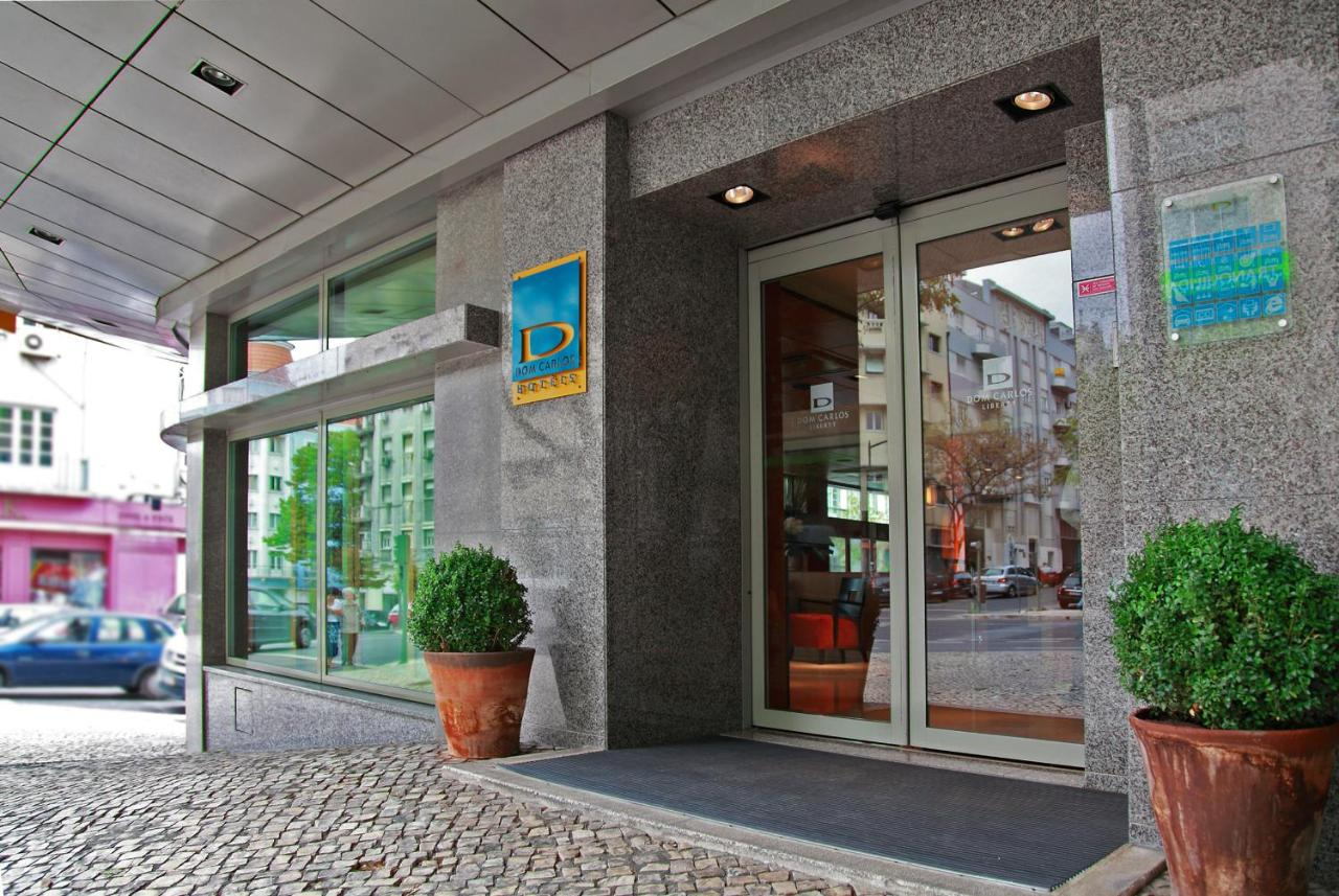 Hotel Dom Carlos Liberty - Laterooms