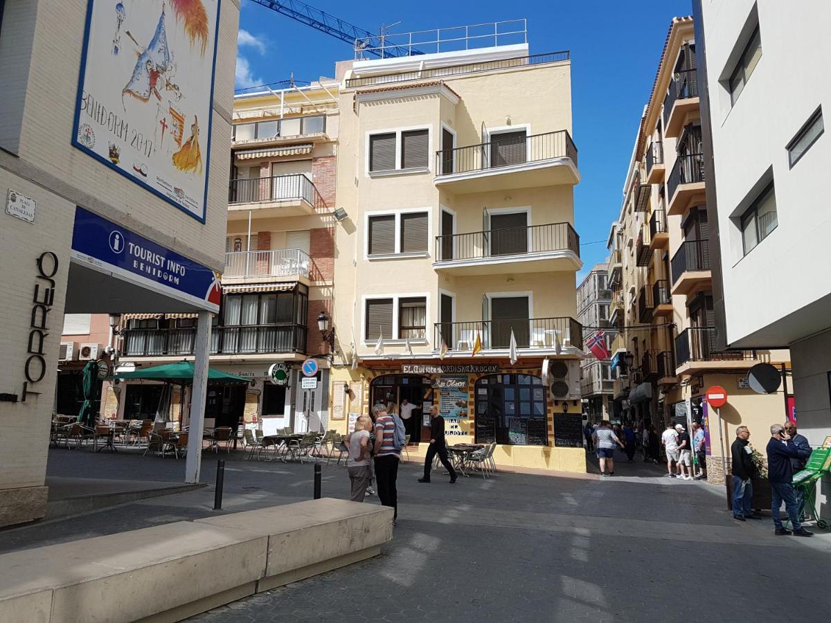 Apartamentos Don César - Laterooms