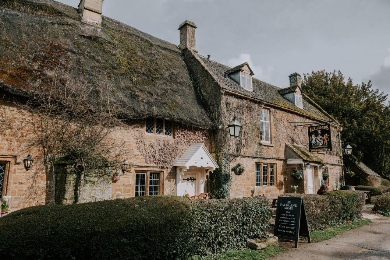 The Falkland Arms - Laterooms