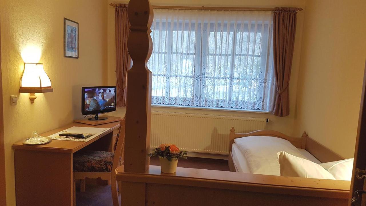 Hotel Zum Bürgergarten - Laterooms