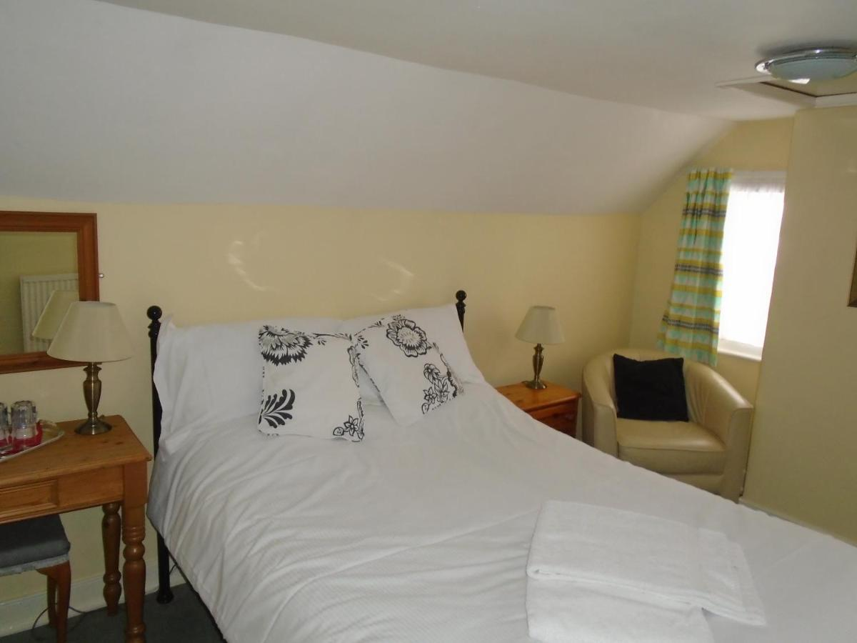 No 1 Park Terrace Bed and Breakfast - Laterooms