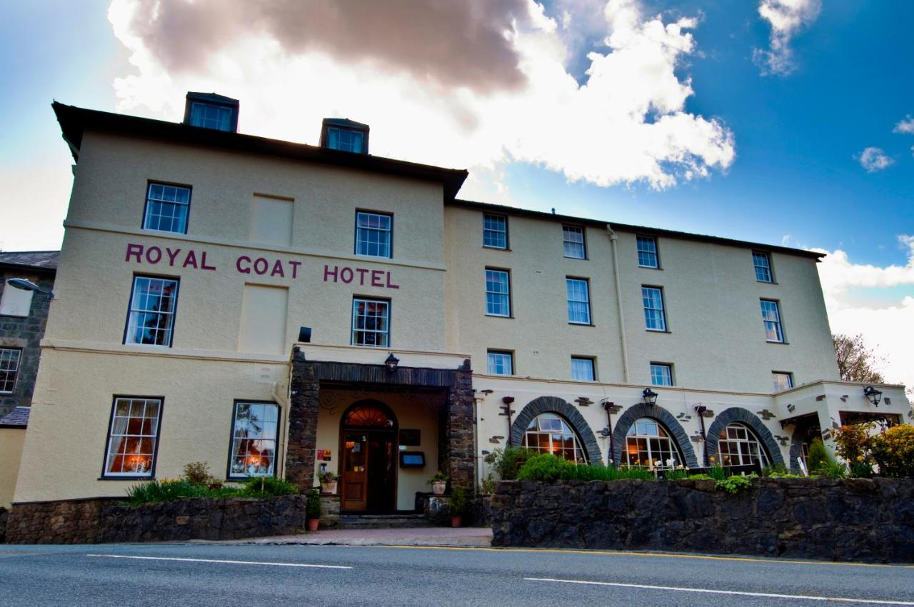 Royal Goat Hotel - Laterooms
