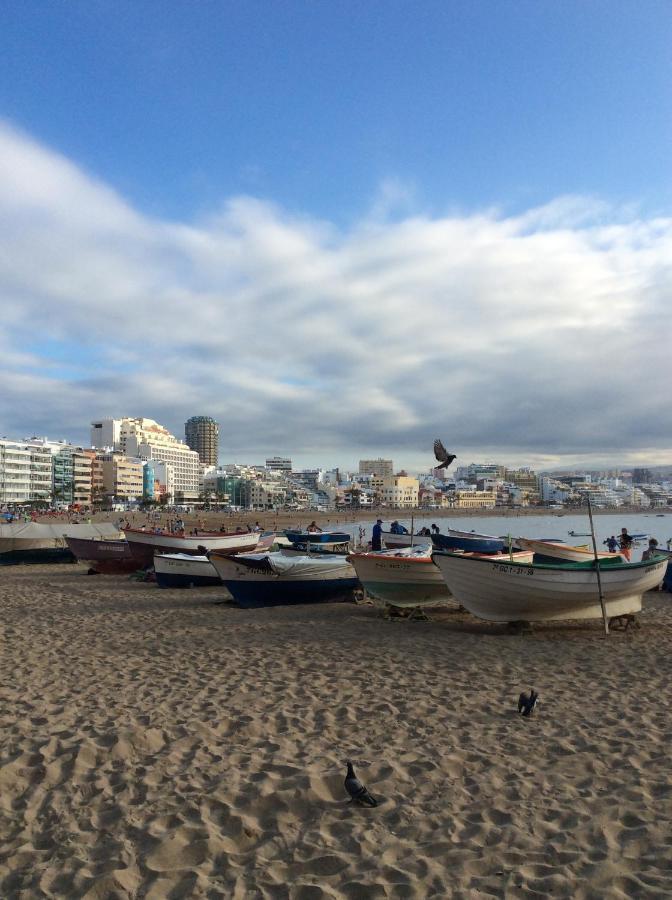 Nh Playa Las Canteras - Laterooms