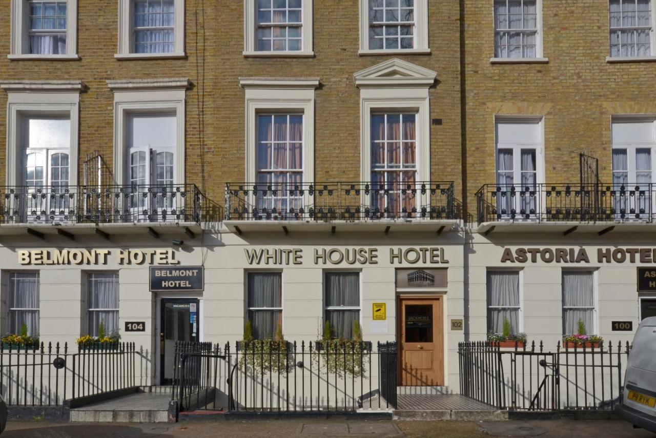 White House Hotel - Laterooms