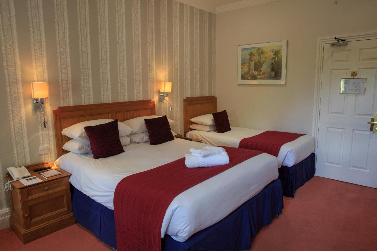 The Birch Hotel - Laterooms
