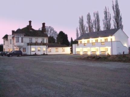 Castle Inn - Laterooms