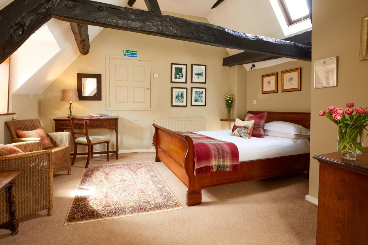 The Angel at Burford - Laterooms