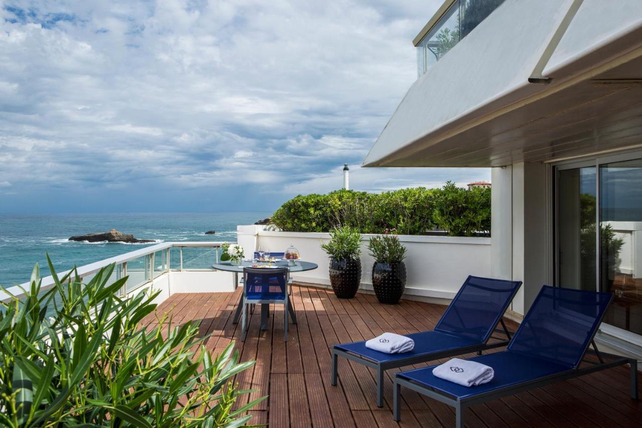Sofitel Biarritz le Miramar Thalassa Sea & Spa - Laterooms