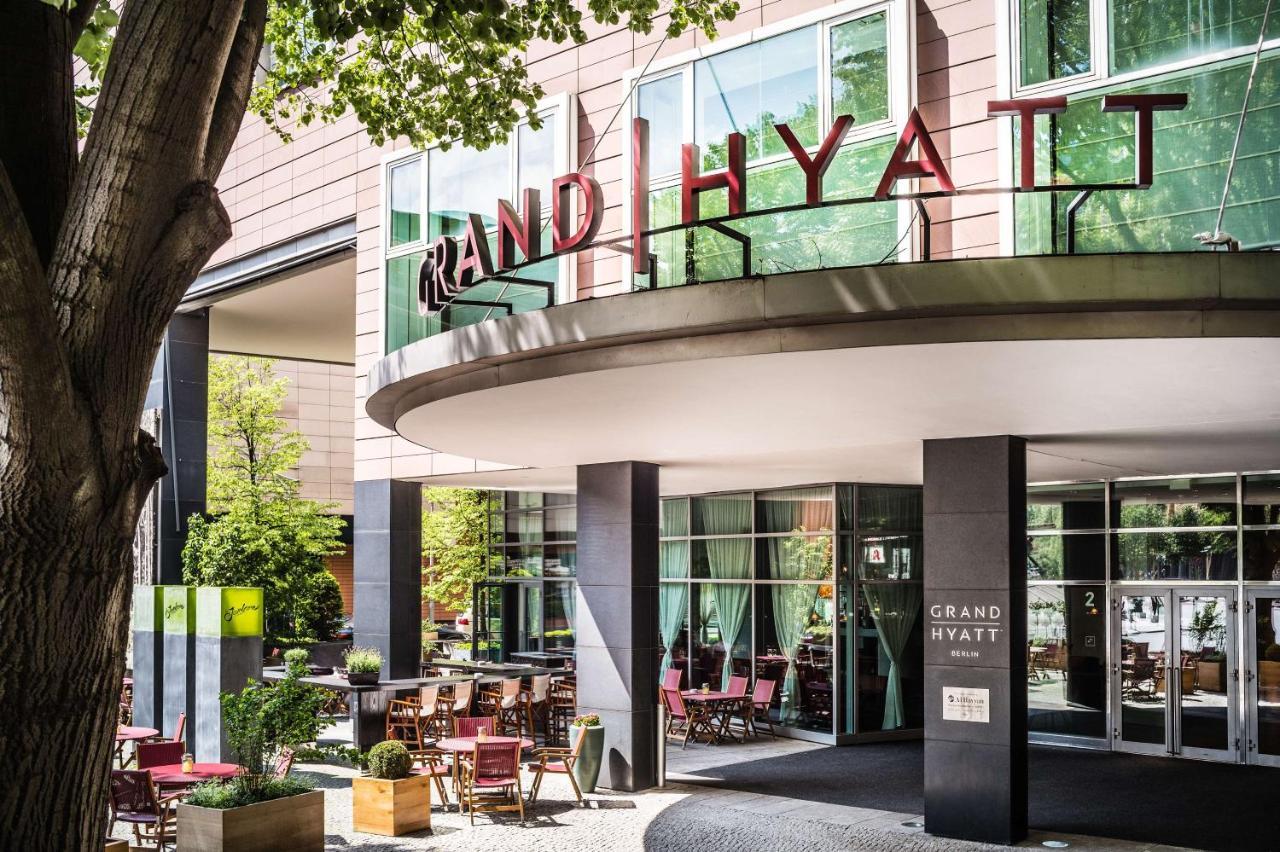 Grand Hyatt Berlin - Laterooms