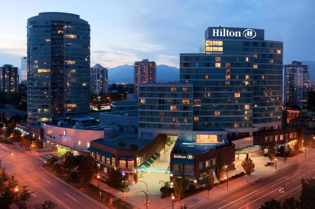 Hilton Vancouver Metrotown - Laterooms