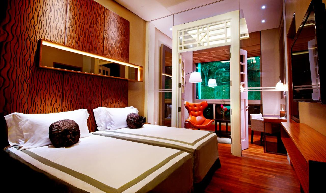 Hotel Fort Canning - Laterooms