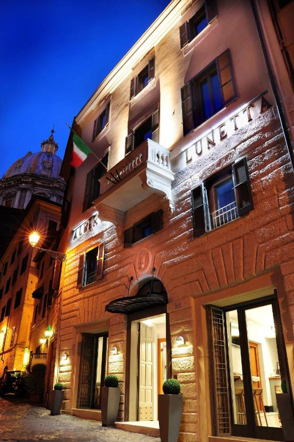 Hotel Lunetta - Laterooms