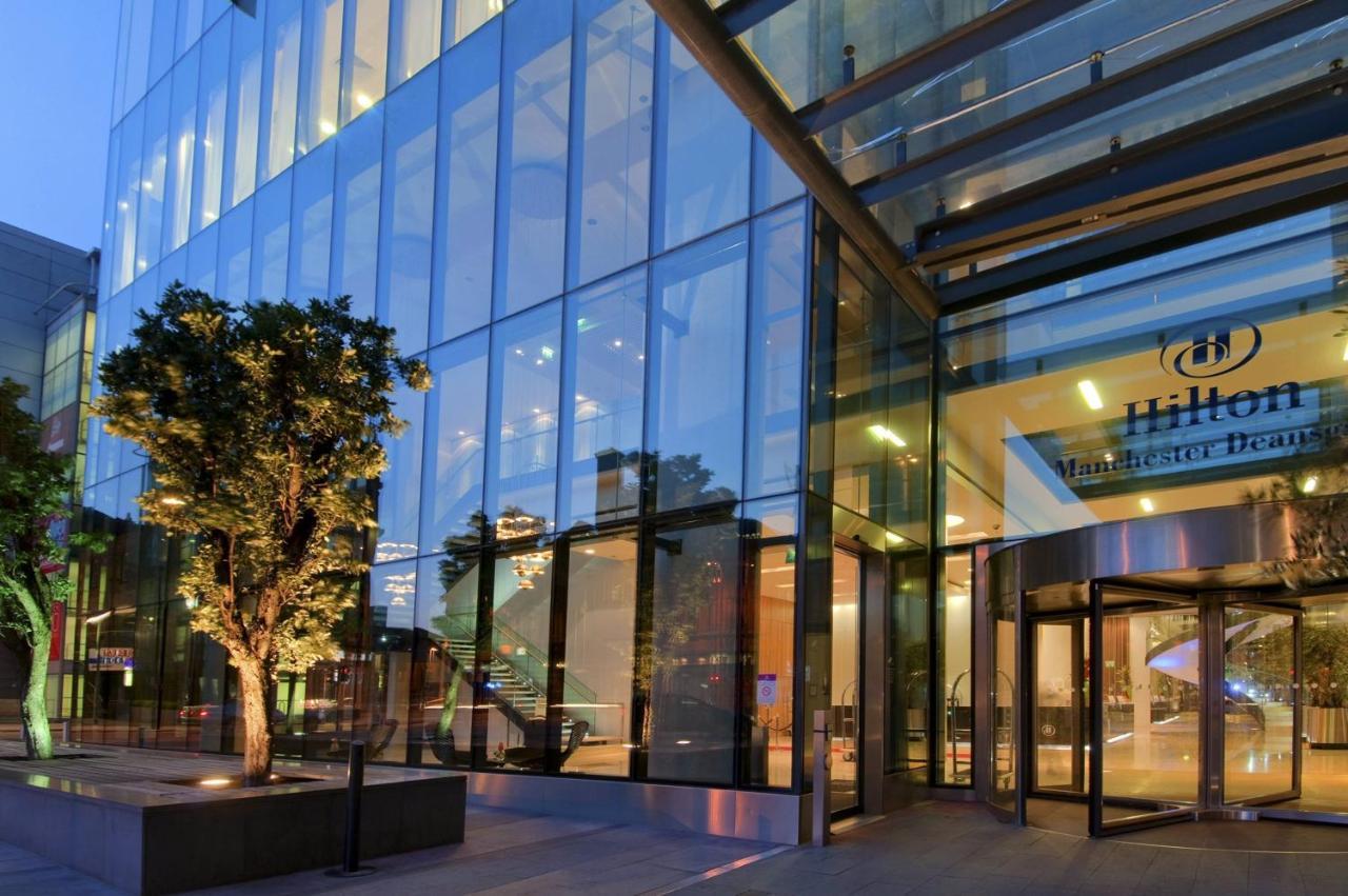 Hilton Manchester Deansgate - Laterooms