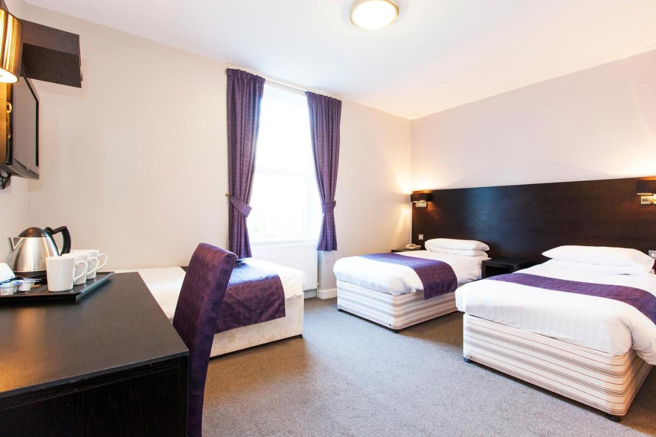 The Abbey Lodge Hotel - Laterooms