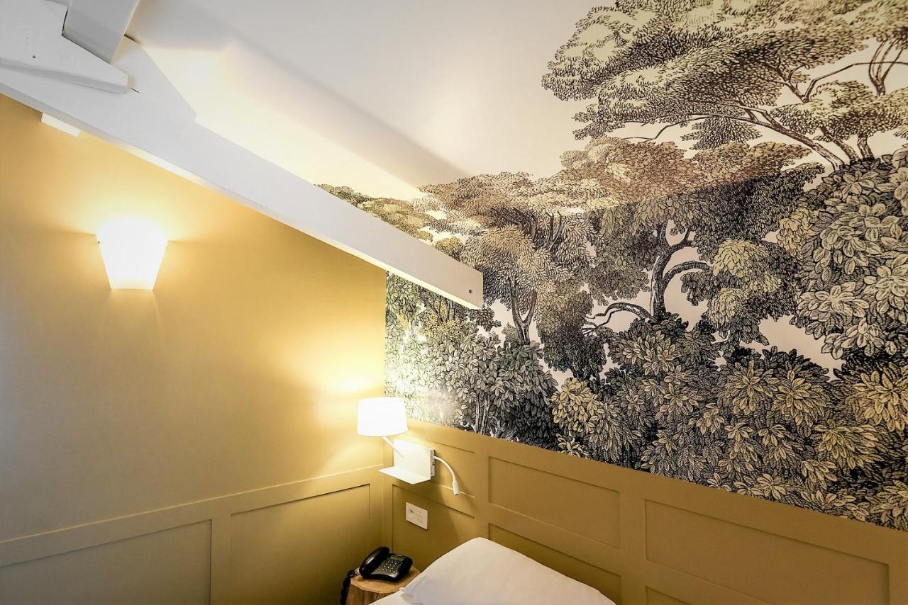 Hotel Passy Eiffel - Laterooms