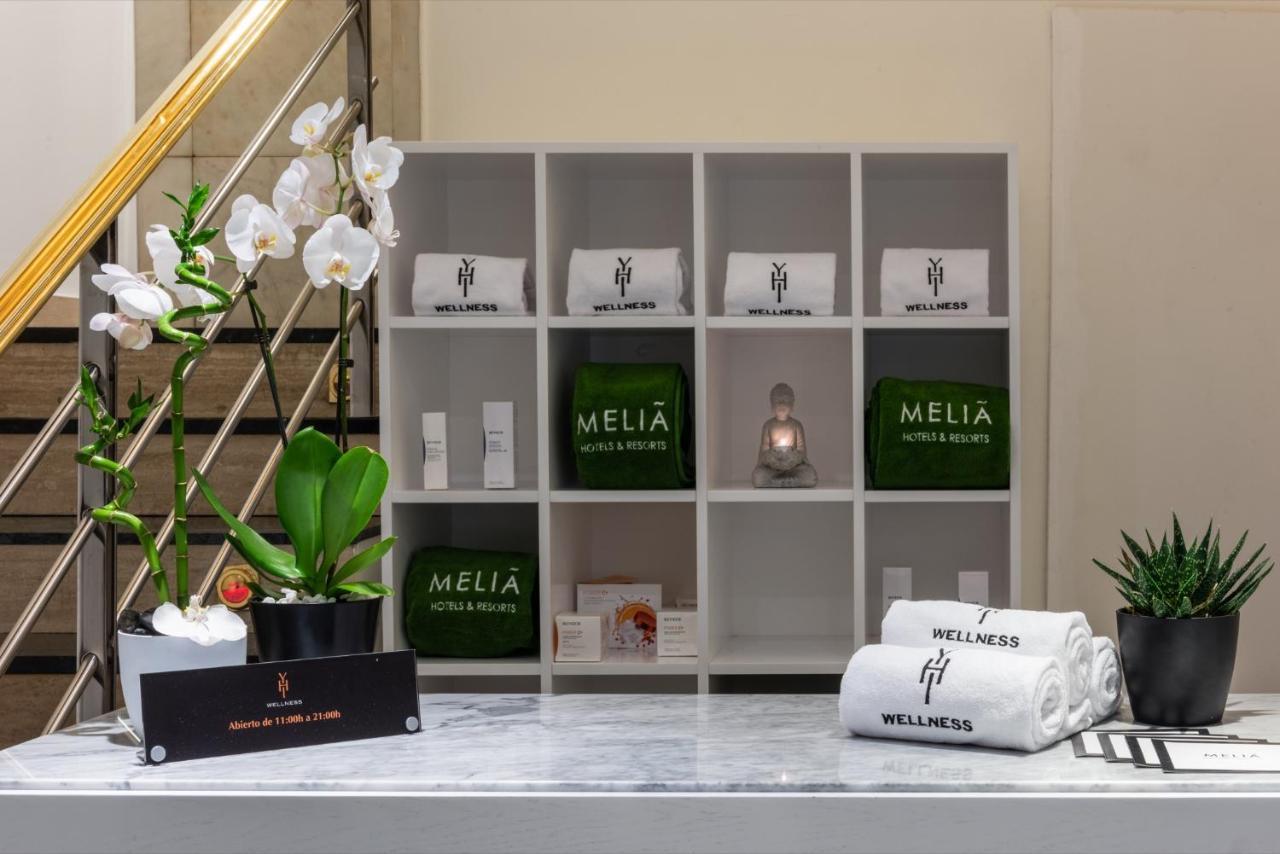 Melia Madrid Princesa - Laterooms