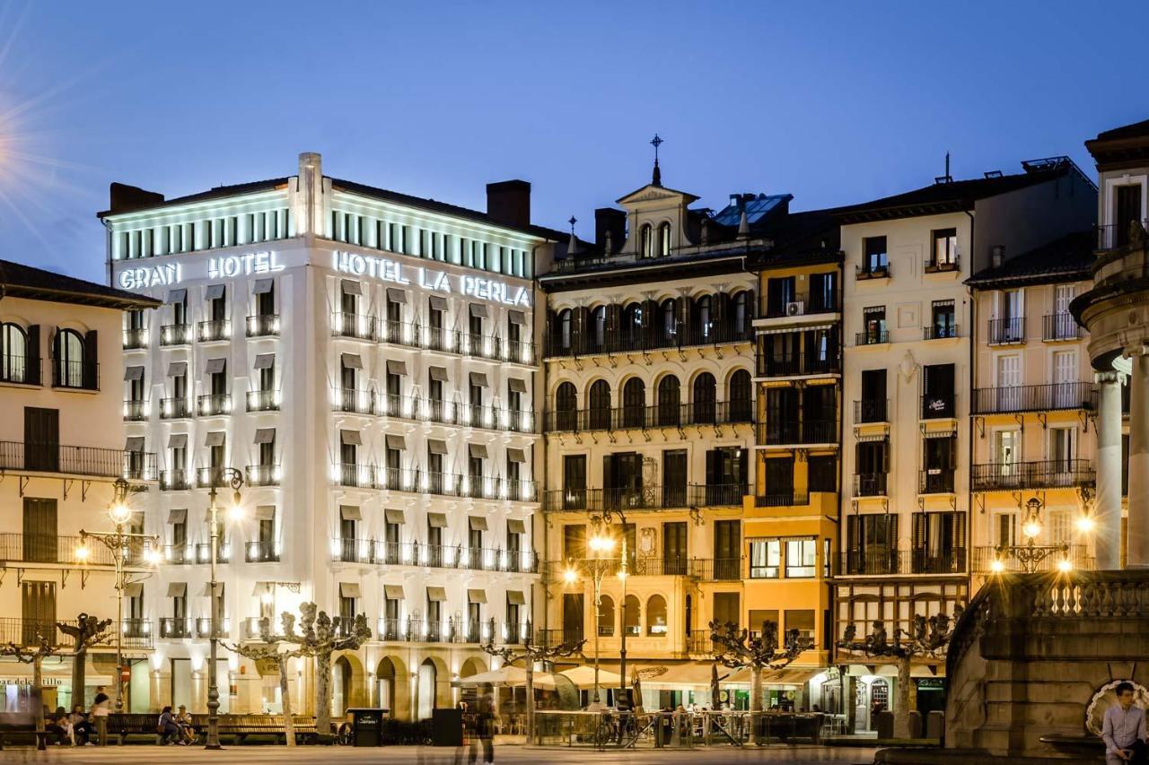 Gran Hotel La Perla - Laterooms