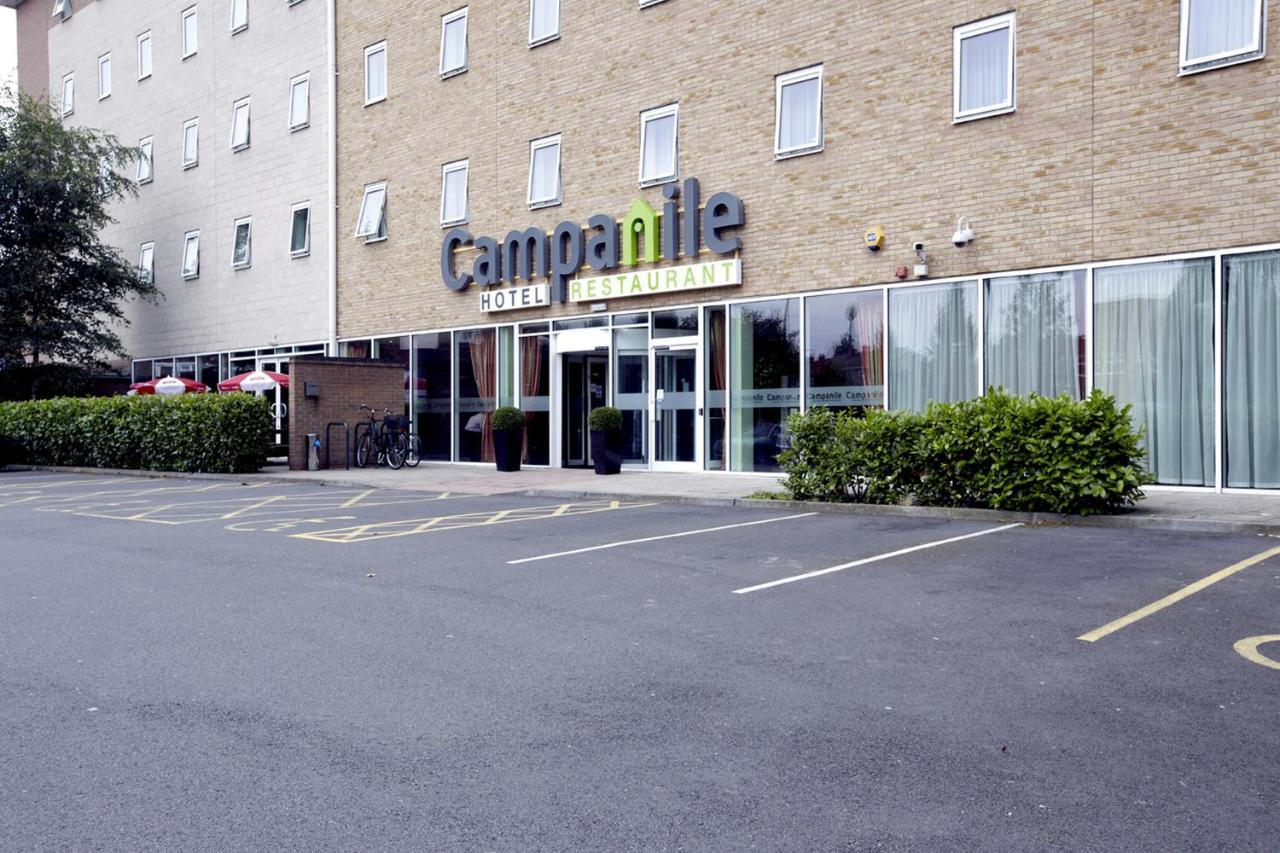 Campanile Hotel Leicester - Laterooms
